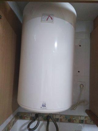 Termo calentador agua 80l