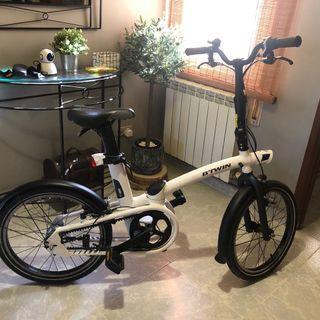 Vendo o cambio bicicleta plegable tilt720
