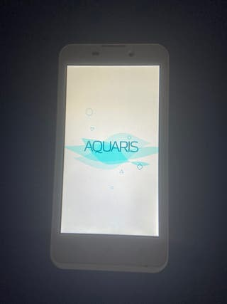 Móvil BQ AQUARIS 4.5 Blanco 12Gb