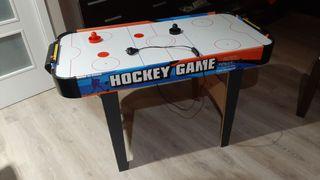 mesa de juego hockey aire