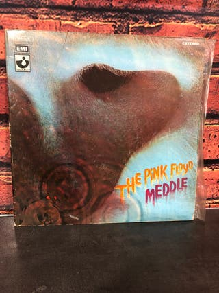 The Pink Floyd- MEDDLE LP