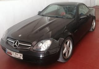 Mercedes-Benz SLK cabrío