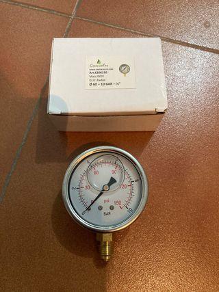 Manómetro Greencalor
