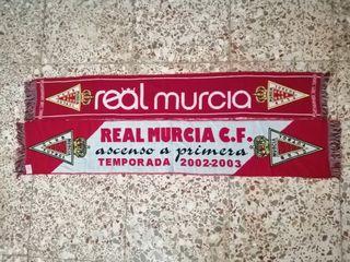 Bufandas Futbol Murcia CF