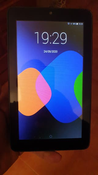 "Tablet 7"" Alcatel Pixi"