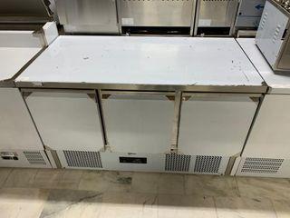 vendo mesa refrigerada