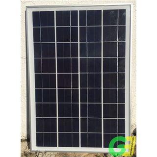 Placa solar NUEVA de paquete 25W