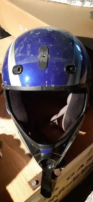 Casco de moto Fox Racing