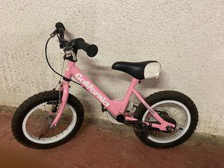Bicicleta Orbea para niña