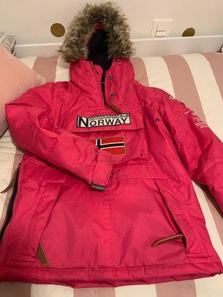 Abrigo niña norway