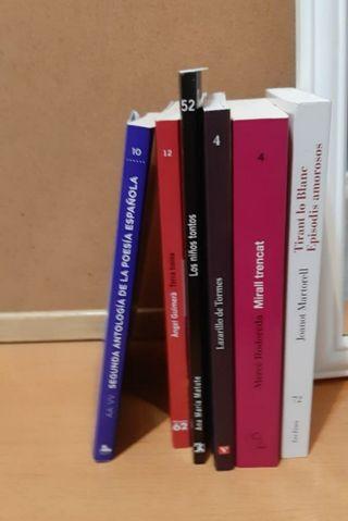 Libros bachillerato