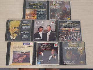 DVD AMADEUS (música clásica)