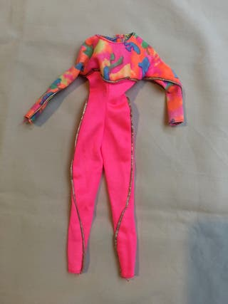 Mono barbie antigua