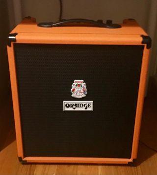 Amplificador Orange Bass 50 Combo