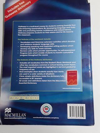 workbook nivel B1 inglés 1° ESO 9780230723450