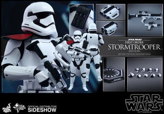 Hot Toys First Order Stormtrooper Star Wars