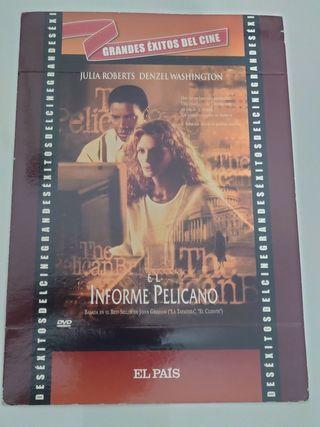 El Informe Pelícano / dvd