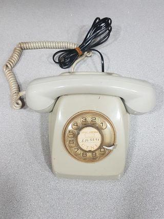 teléfono de epoca funciona perfectamente