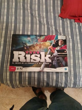 Risk juego de mesa