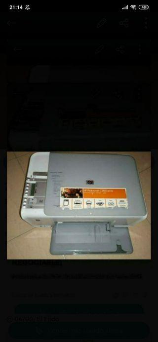 fotocopiadora hp