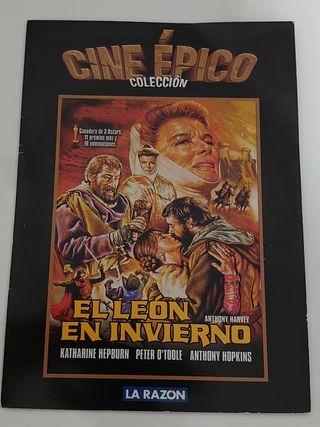 El León en Invierno / dvd