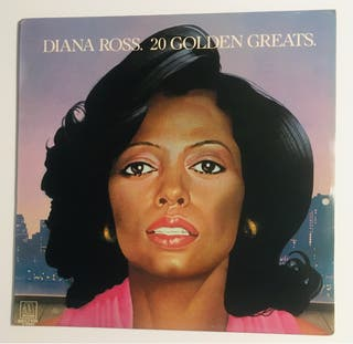 DIANA ROSS 20 Golden Greats Disco Vinilo LP