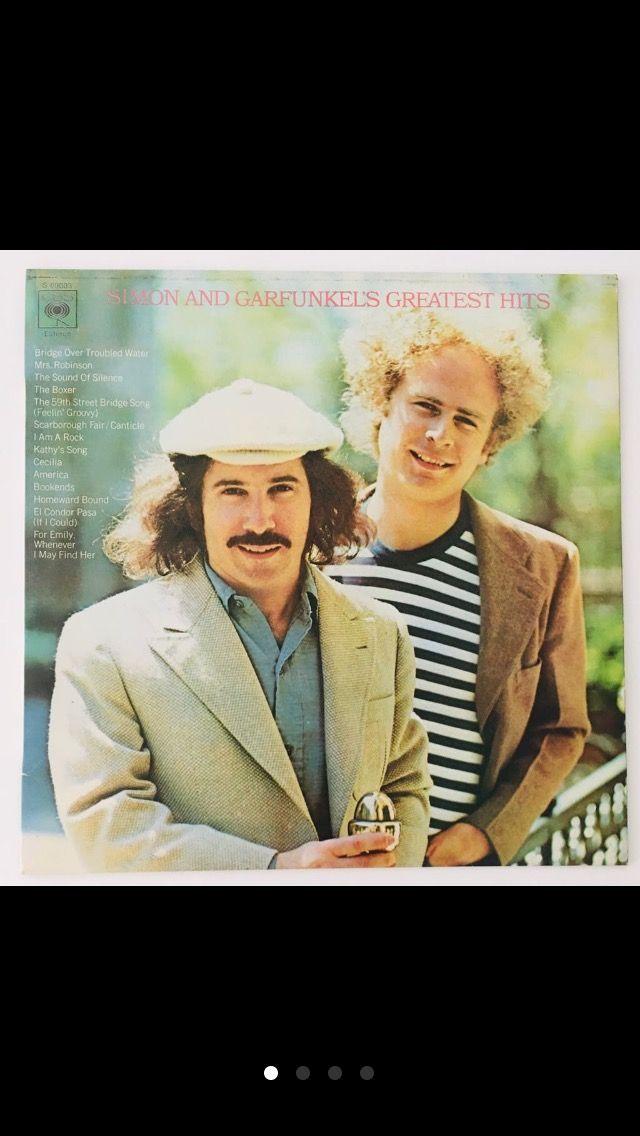 DIANA ROSS Paul MCartney y Simon & Garfunkel
