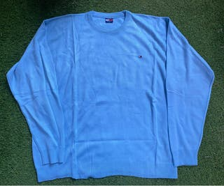 Jersey azul básico de Tommy XL