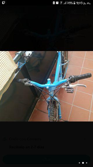 Bicicleta de montaña(BTT BIKE)