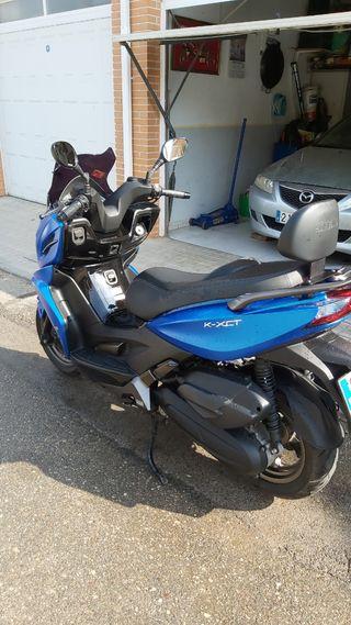 kymco k-xct 125cc