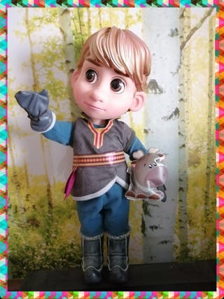 Animators Kristoff Frozen Disney