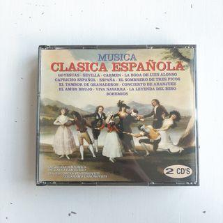 CDs Música clásica española