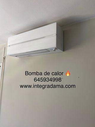 Bomba de calor / calefacción /calentadores /termos