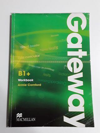 Workbook libro de inglés B1- 1° ESO 9780230723511