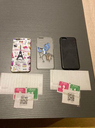Fundas y protectores iPhone 6