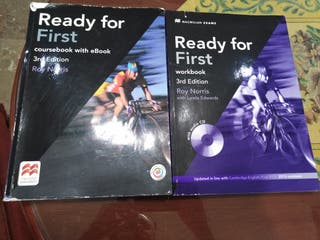 Libros ingles Ready For First Mac Millan