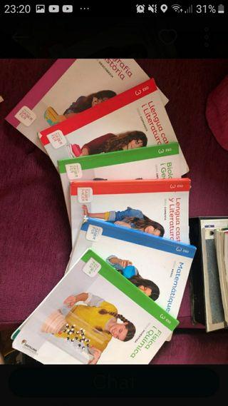 Libros de 4 eso santillana