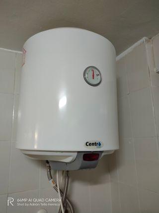 Calentador agua eléctrico.