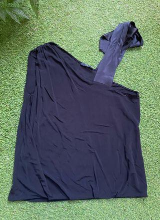 Blusa negra talla 46 de Yera