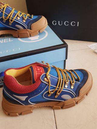 zapatillas gucci 9,5