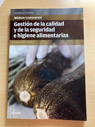 GESTIÓN DE LA CALIDAD Y DE LA SEGURIDAD E HIGIENE