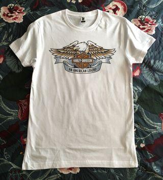 Lote 2 camisetas Harley Davidson