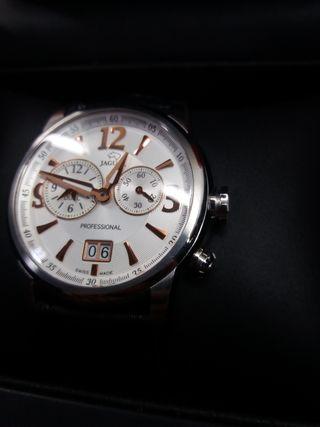 reloj Jaguar j619 dual time