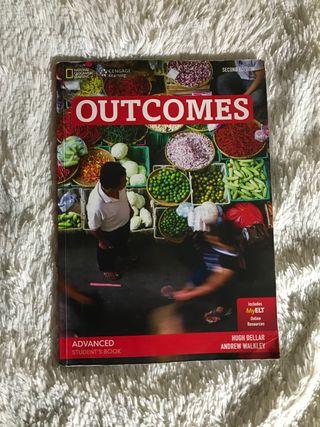Libro Inglés Avanzado Outcomes (C1)