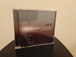 JEAN MICHEL JARRE Odyssey Through Oxygene 1998 CD