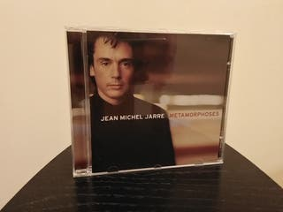 JEAN MICHEL JARRE Metamorphoses 2000 CD