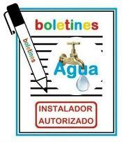 Boletín Agua y Gas Certificado IrG3 Revisiones Gas