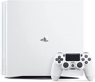 PS4 Pro Blanca con Caja