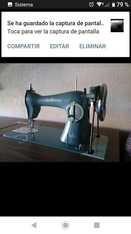 Maquina de coser Alfa cLASIC vINTAGE