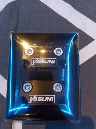 Torretas Yasuni manillar 28,6mm